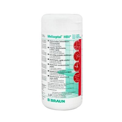 Meliseptol HBV-Tücher Flächendesinfektion, 100 Tücher
