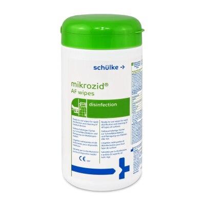 Mikrozid AF Desinfektionstücher, Spenderdose, 150 Tücher