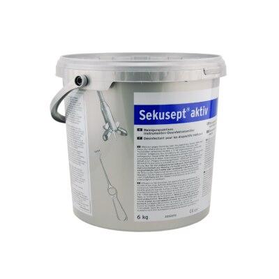 Sekusept aktiv Instrumentendesinfektion, 6 kg