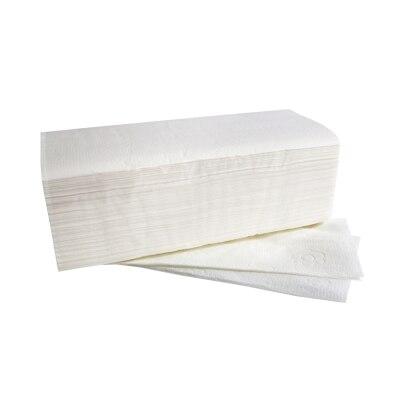 Papierhandtücher 2-lagig, 25 x 23 cm, 3000 Blatt