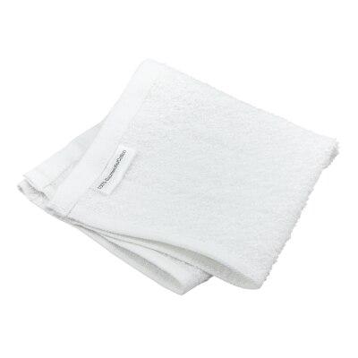Frottee - Handtuch 30 x 30 cm, weiß