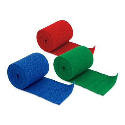 Uniflex color Binde 6 cm x 5 m, 10 Stück