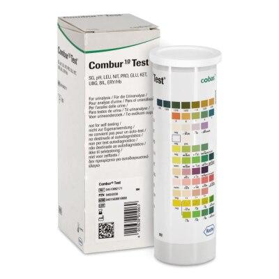 Combur 10 Urinteststreifen, 100 Stück