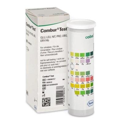 Combur 6 Urinteststreifen, 50 Stück