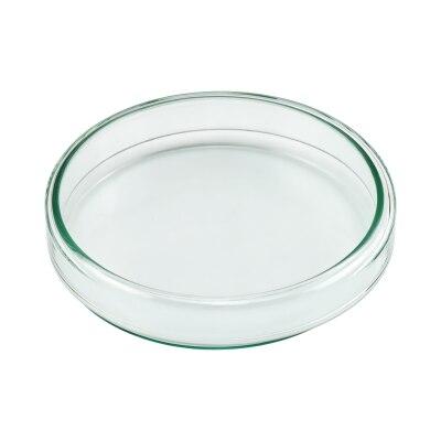 Petrischale Glas Ø 10 cm Doppelschale nach Petri