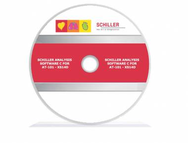 Schiller Software C optional für Cardiovit AT-101